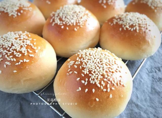 基础面包汉堡热狗通用配方,营养健康