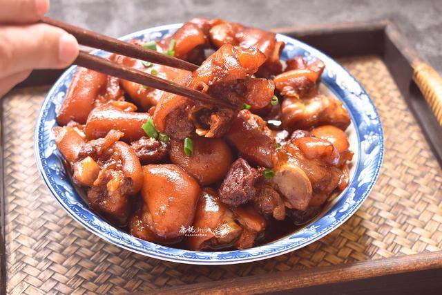 猪蹄和它才是绝配,酸甜开胃不油腻
