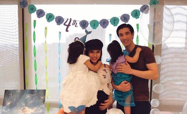 王力宏6岁女儿为自己做蛋糕庆生,因家人不能吃甜拒绝放糖情商高