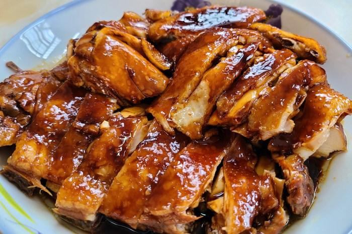 豉油鸡经常吃的一道美食,简单好吃香味浓