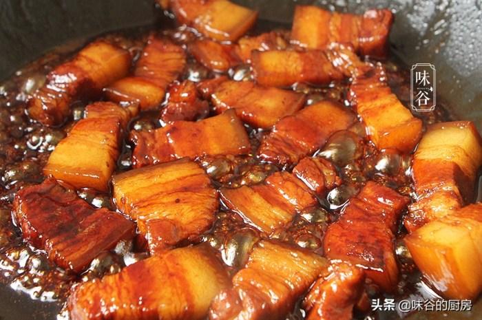 做紅燒肉時用對方法,肉質軟爛入味無腥味