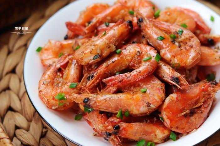 大虾教你咸香又酥脆的美味做法,吃上一口就会上瘾
