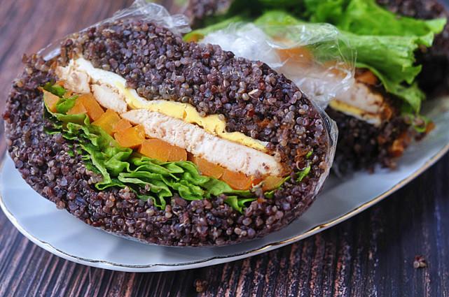 不用大米也能做,超營養飯糰5分鐘搞定