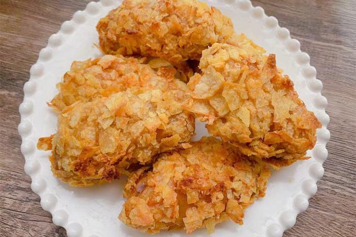 3種最好吃的雞翅做法,外皮酥脆又鮮嫩多汁