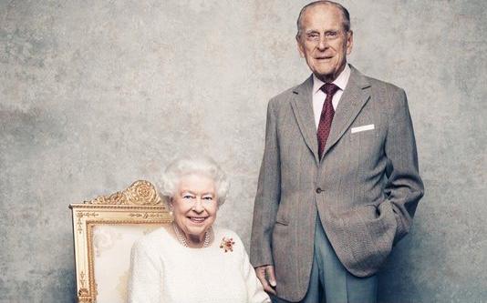 99歲菲利普親王去世王的男人走了,這一次英國女王的生日沒有他陪伴