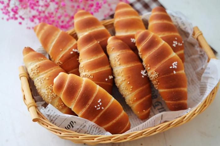 日式海鹽麵包,無數人愛吃的一款咸麵包