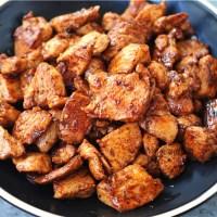 鸡胸肉新做法,低盐少油也焦香