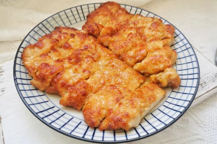 炸鸡排别只知道裹面包糠,水嫩腌制配方分享给你
