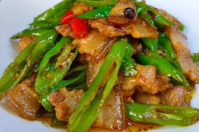 猪肉炒什么菜最好吃?分享5种不同的做法,鲜香美味