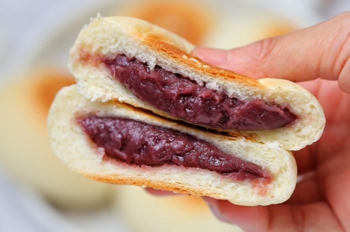 自制健康美味的日式芋泥饼,暄软香甜无任何添加