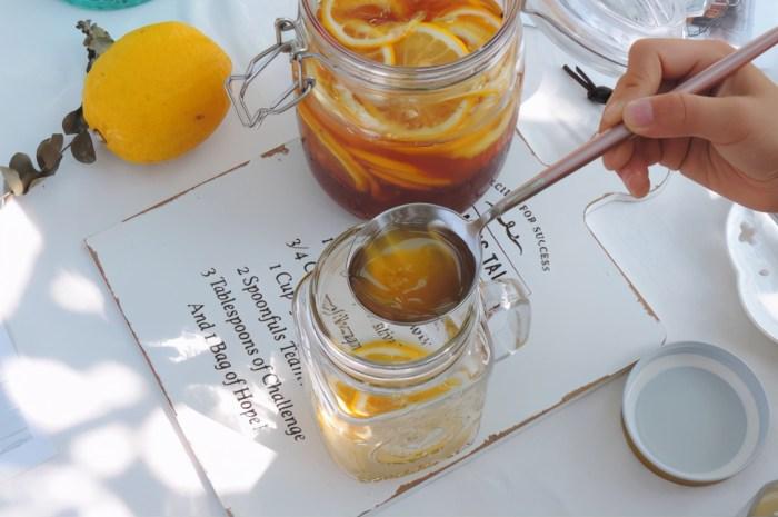 小小柠檬作用大,清爽解腻,长期饮用还有美白功效
