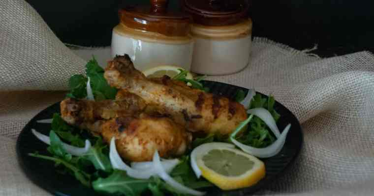 How to make tandoori chicken without an oven or tandoor