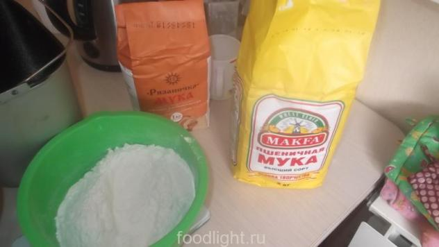 flour meal мука