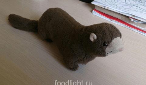 Мягкая игрушка - Ласка Semo