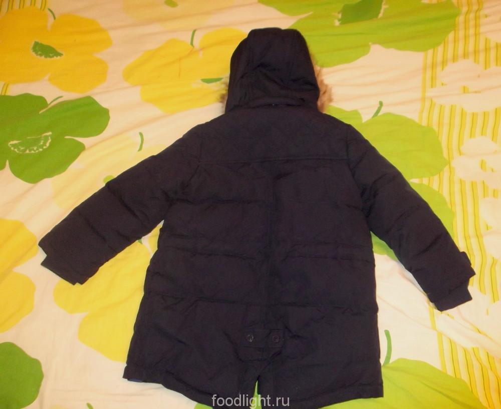 зимняя куртка acoola для мальчика