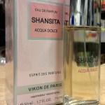 Духи Новая заря. Shansita Acqua Dolce, Olyana, The Vert bergamote, Sexy Light day.