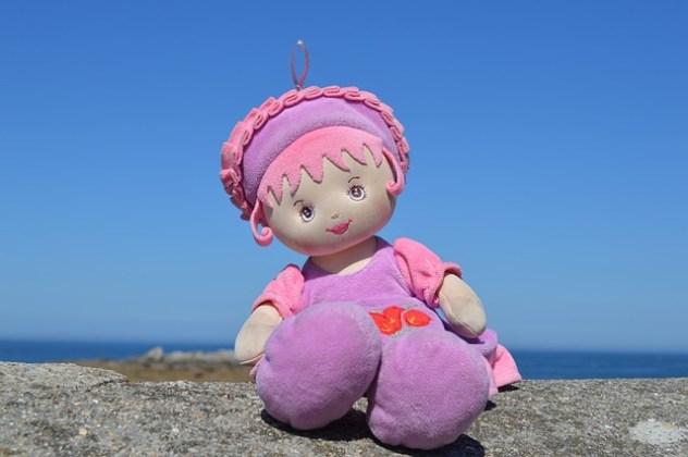 мягкая кукла soft doll