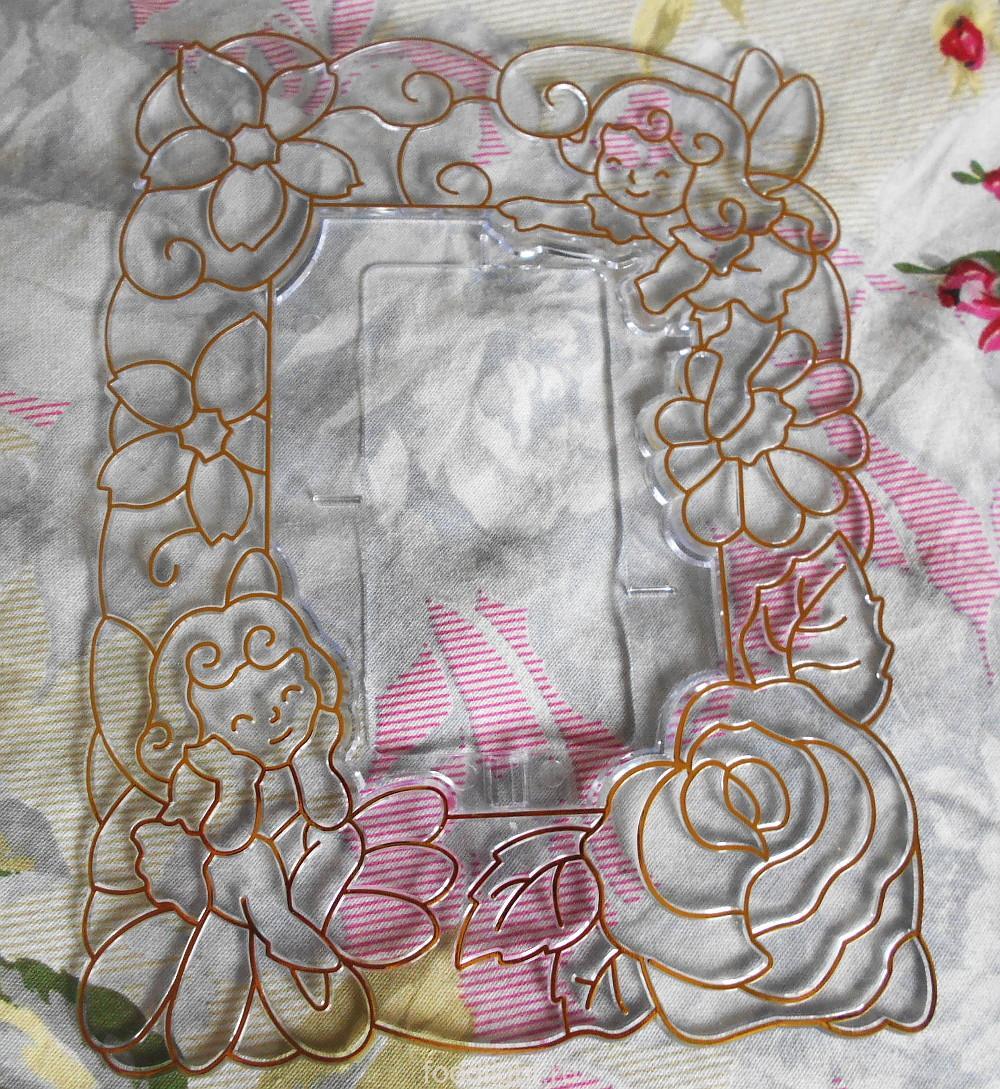 Набор для творчества Photo Frame от оранжевого слоненка