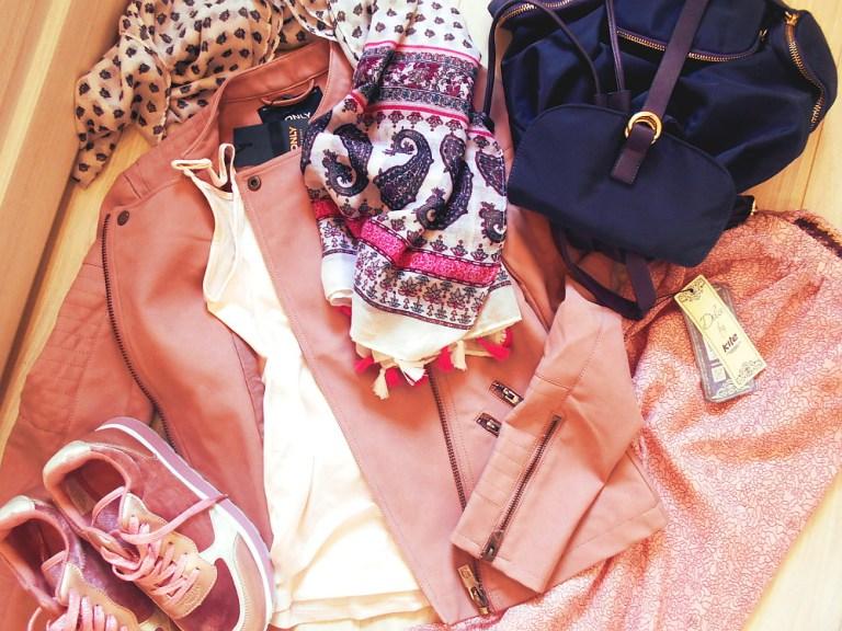 одежда, осень
