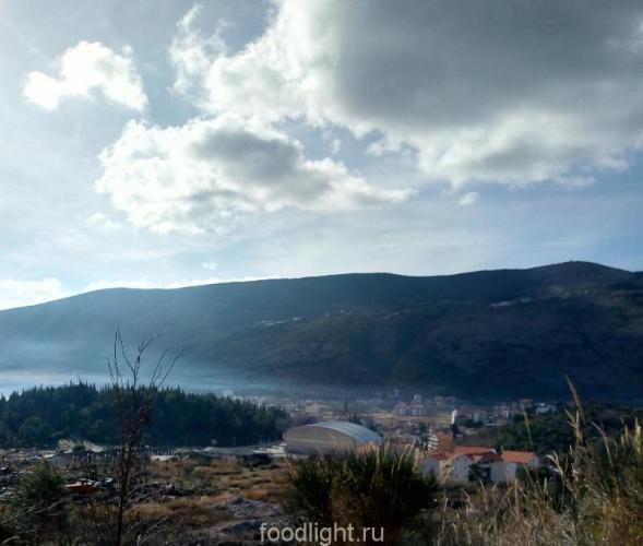 Жизнь в Черногории. Второй месяц. Дреновик. graphic