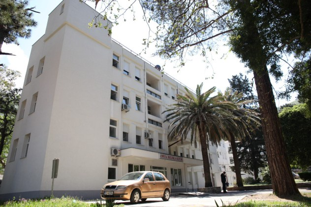 больница котор