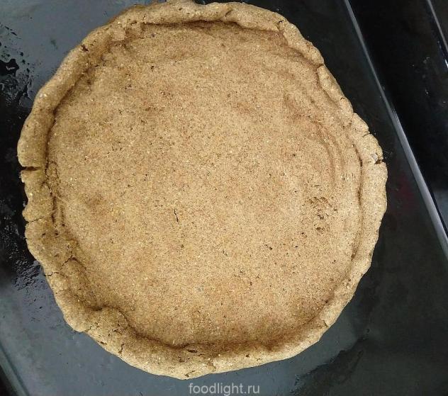 основа пирога