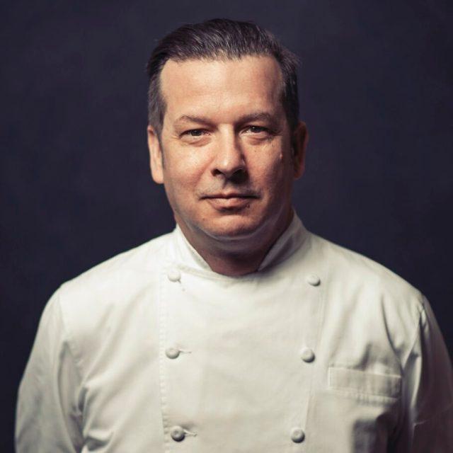 Chef Patrick Roney