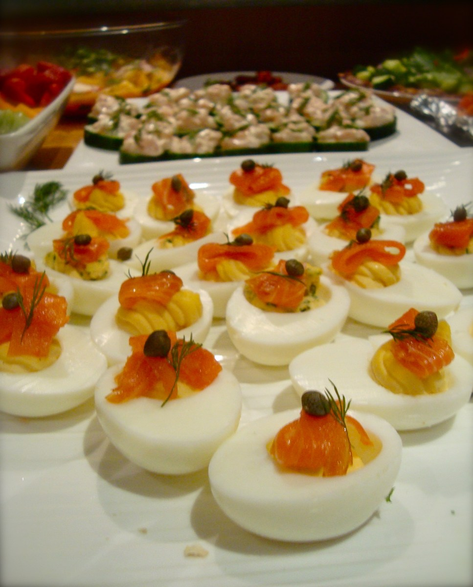 Yummy Finger Food At My Birthday Party  foodloca