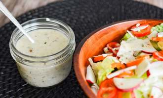 Better-Than-Olive-Garden Copycat Dressing is easy to make and tastes even better than the real thing.
