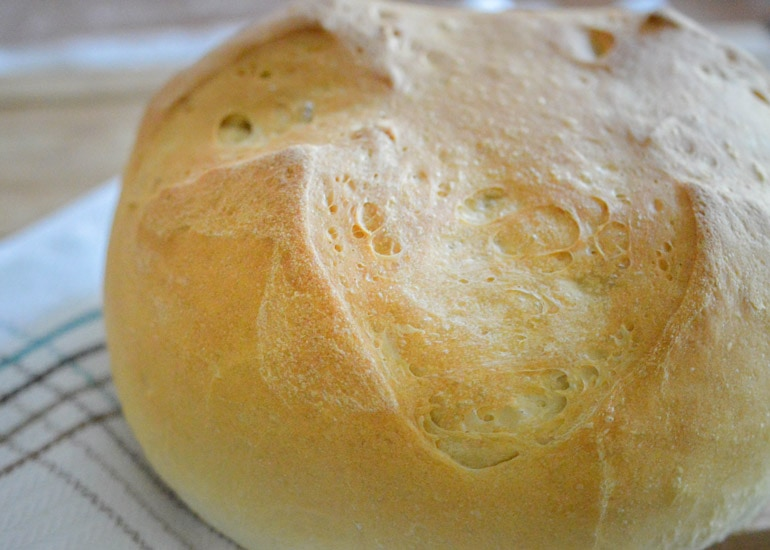 Rustic Spanish Bread