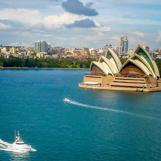 Australia Sydney: 10 reasons to visit and their local food