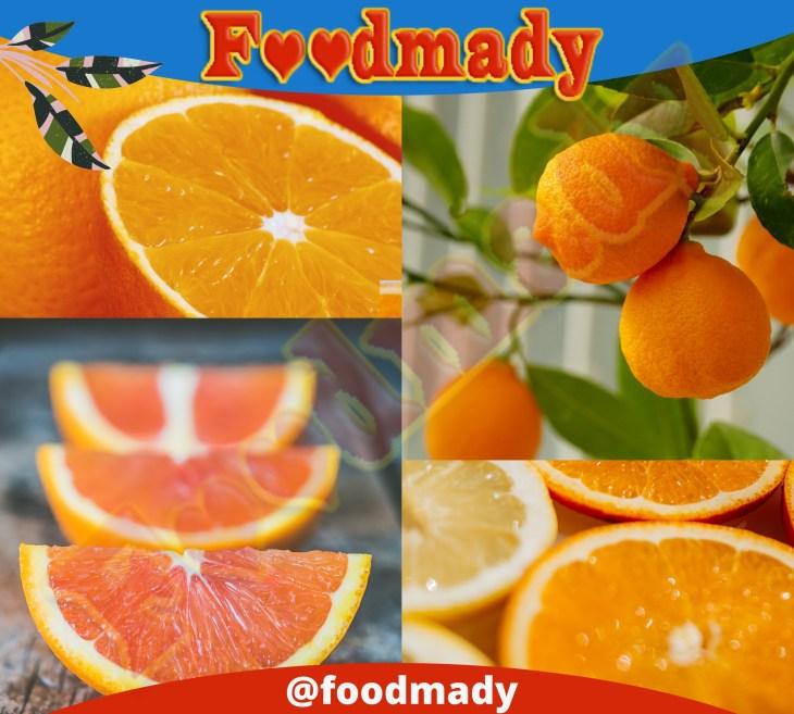 Amazing facts about Orange fruit