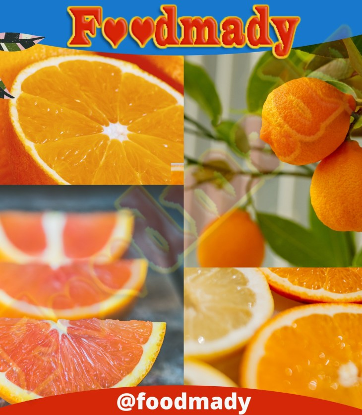 Amazing facts about Orange fruit