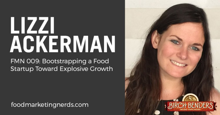 bootstrapping food startups podcast