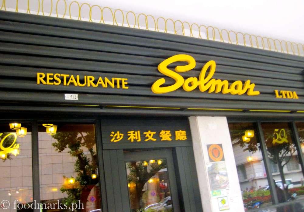 Solmar: Take Two Please? (4/6)