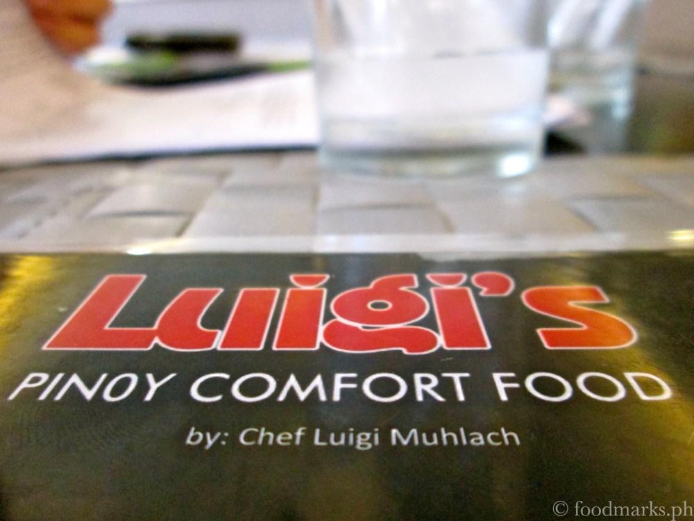 Luigi's Pinoy Comfort Food (3/6)