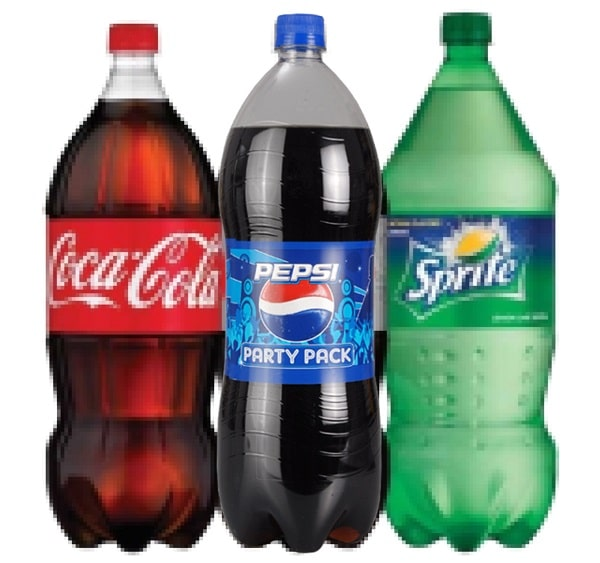 1.5 liter soft drink