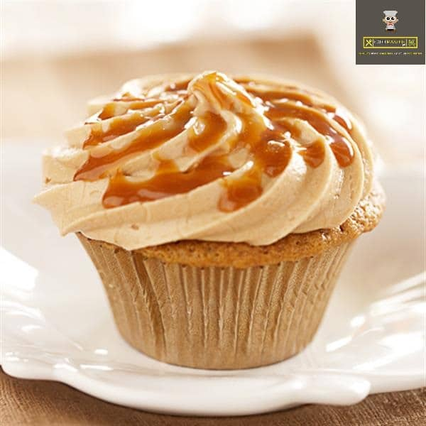 Butterscotch Cupcake