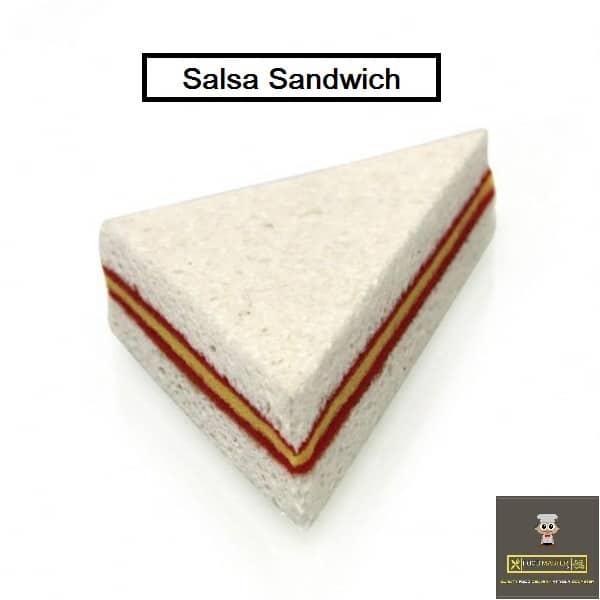 Salsa Sandwich