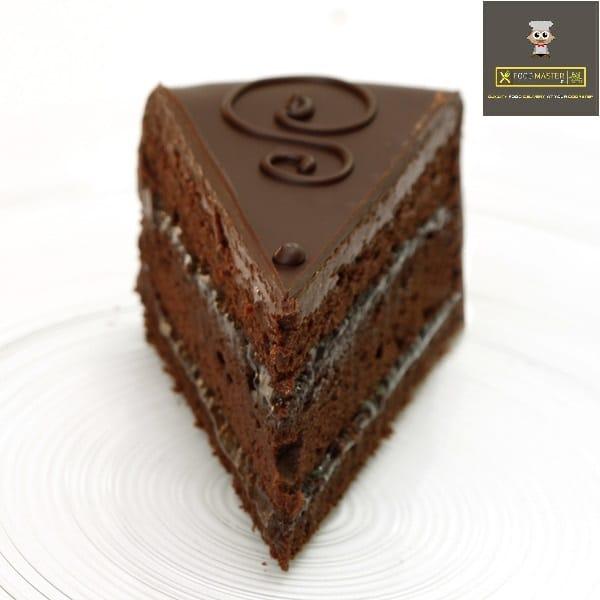 mud cake pastry