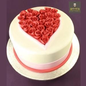 customized cake anniversary