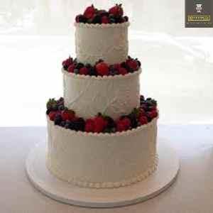 customized cake for wedding