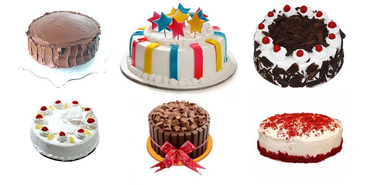 order cakes online in Pakistan
