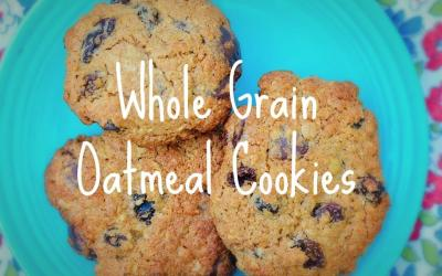 National Oatmeal Cookie Day 2015