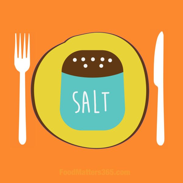 Nutrition Tips for Living Well With MS: Dietary Sodium