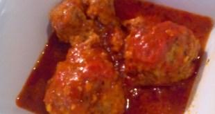Meatball marinara sauce dougherty