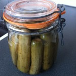 Homemade Gherkins Part 2 Recipe