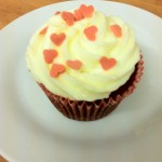 Ryan Gosling's Blue Velvet Cupcakes Recipe
