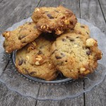 Bank Holiday Cookies (Toffee Popcorn & Choc Chip Cookies)