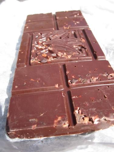 Grenada Chocolate Company Nib-a-licious Unwrapped - www.foodnerd4life.com